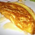 omleta cu cascaval